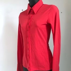 Anne Fontaine Tops - Anne Fontaine Collared Shirt